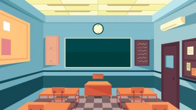 empty-school-class-background-for-video-conferencing
